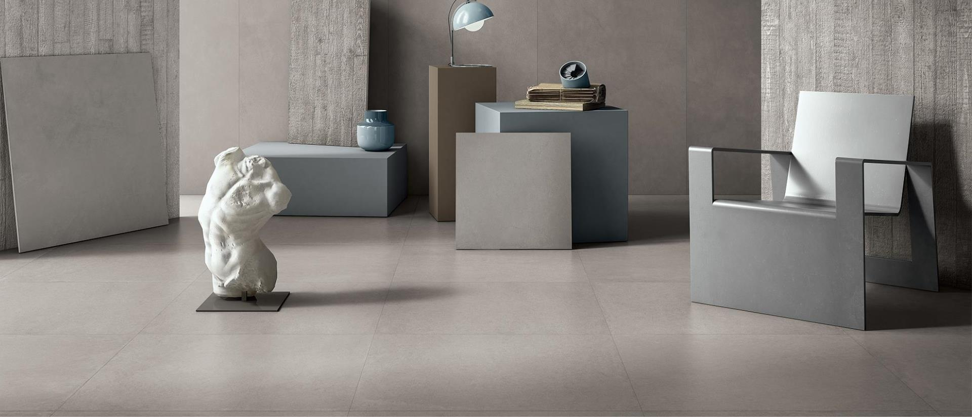 Cotto D Este Kerlite products - porcelain tiles and kerlite for floors and walls
