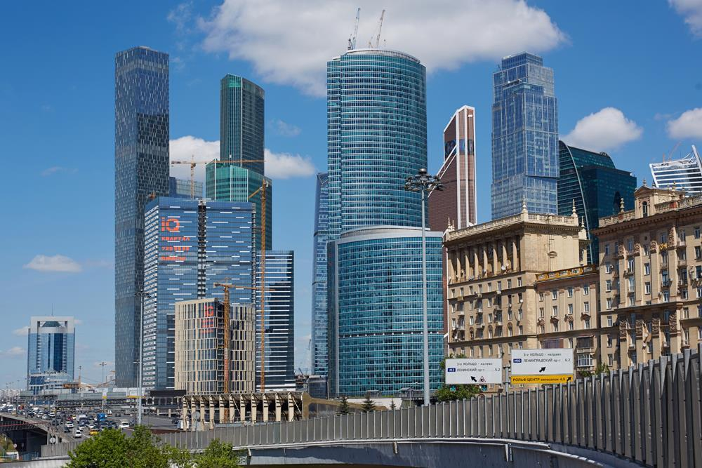 Moscow International Business Center: Photo 3
