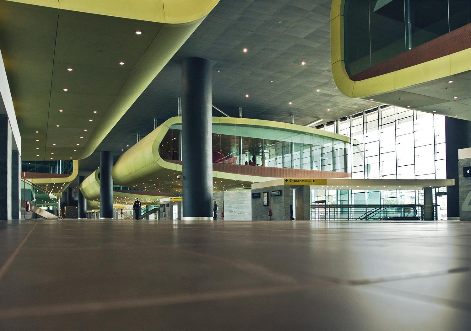 Roma Tiburtina Railway Station: Photo 3