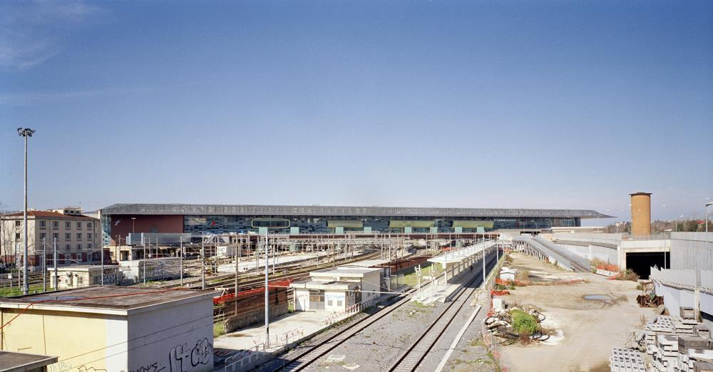 Roma Tiburtina Railway Station: Photo 21