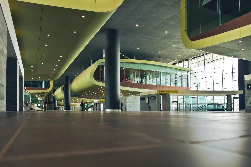 Roma Tiburtina Railway Station: Photo 11