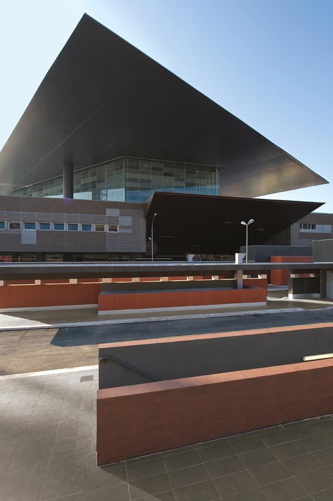 Roma Tiburtina Railway Station: Photo 6