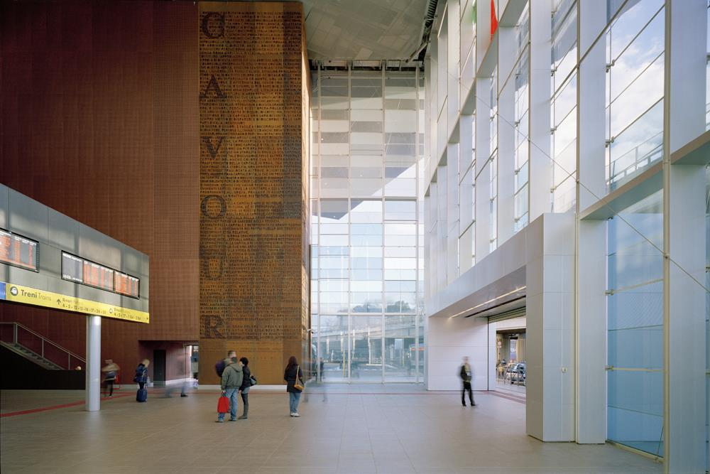 Roma Tiburtina Railway Station: Photo 19