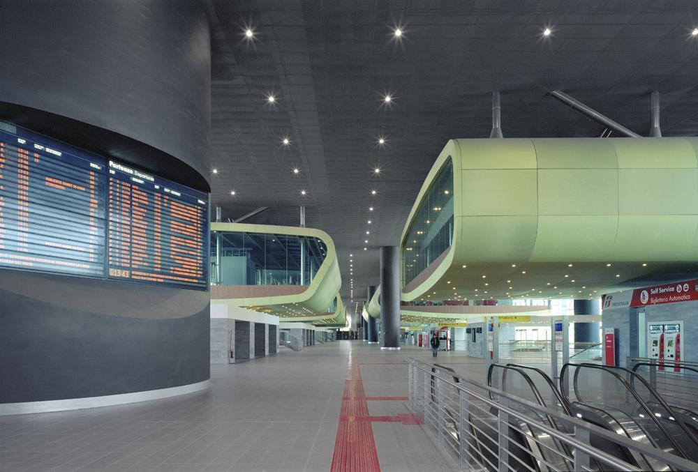 Roma Tiburtina Railway Station: Photo 7