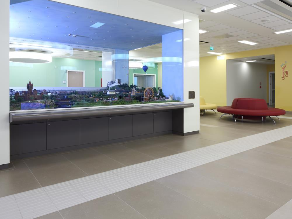 children's hospital pietro barilla: Photo 9