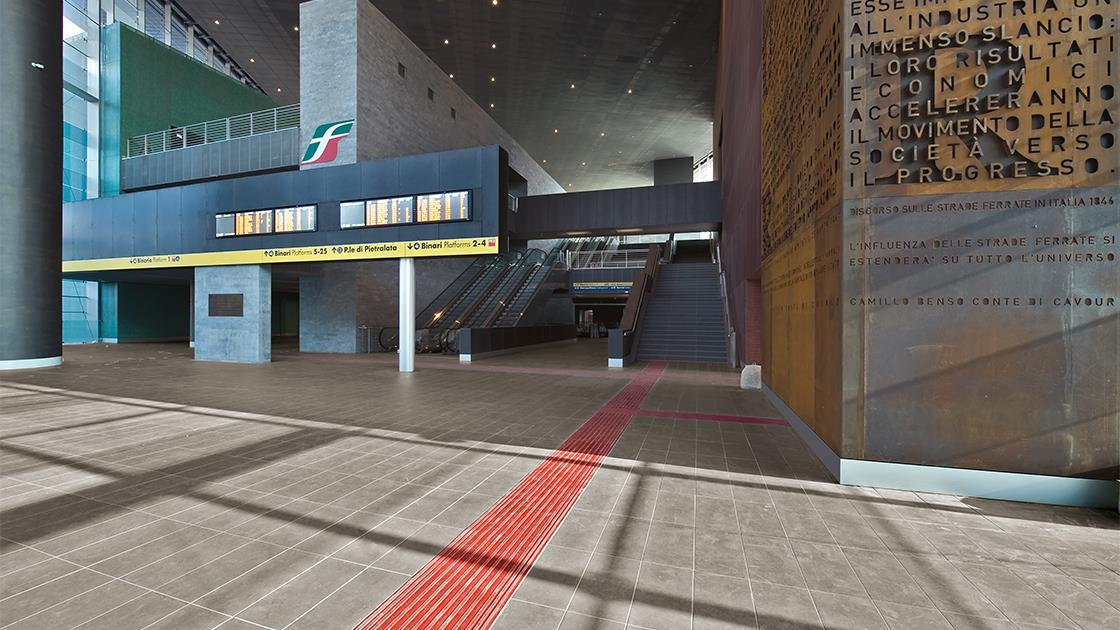 Roma Tiburtina Railway Station: Photo 5
