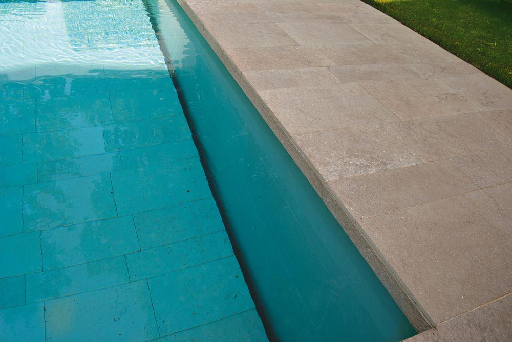 Tiles installation swimming pools - Porcelain tiles and ...