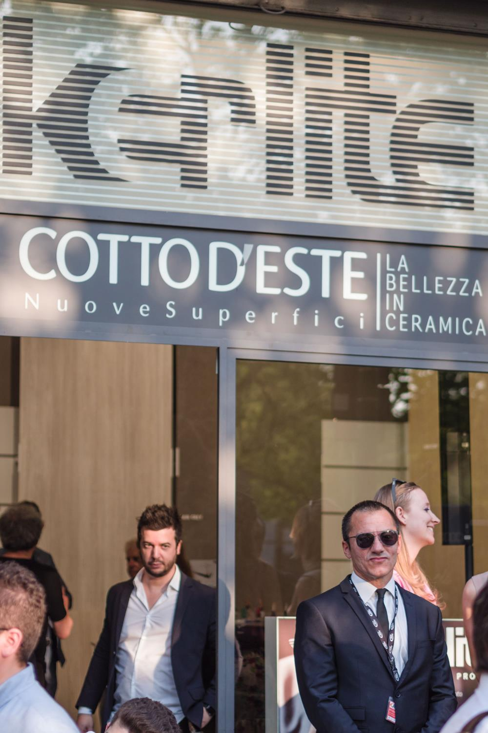Cotto d'Este at the Fuorisalone - Night out: Photo 1