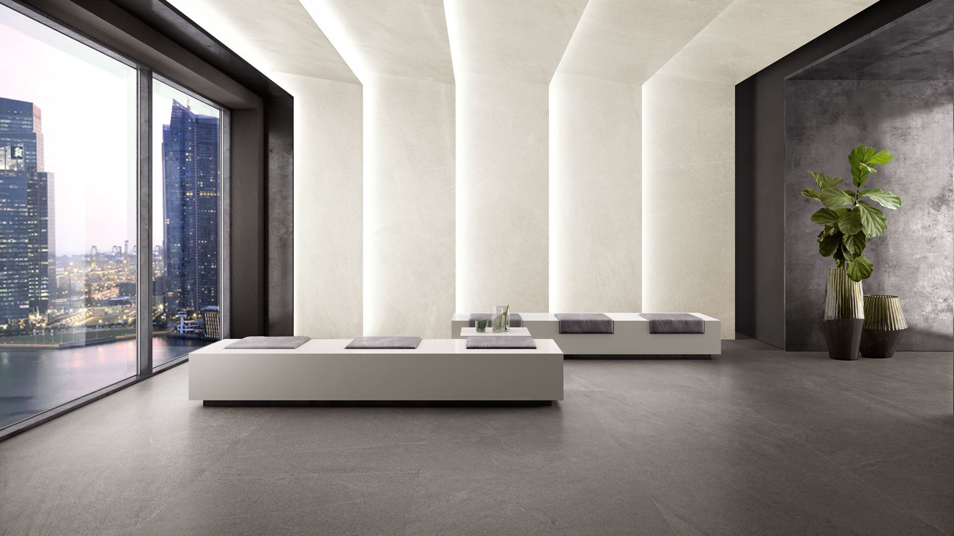 Kerlite Porcelain Tiles And Kerlite For Floors And Walls