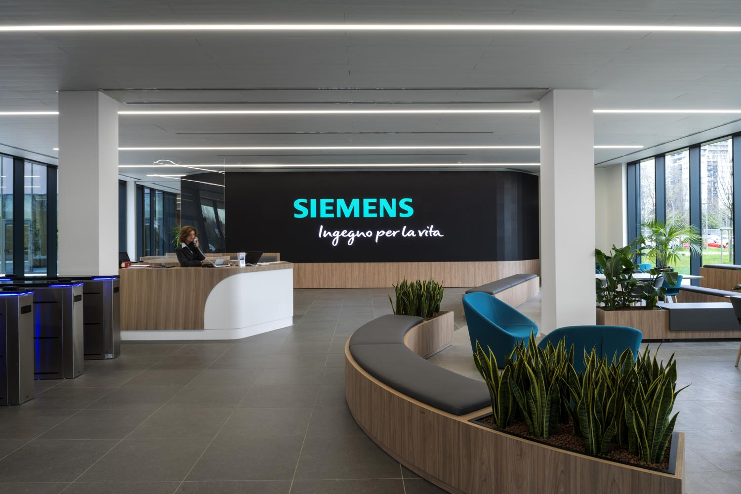 Siemens Headquarter: Photo 9