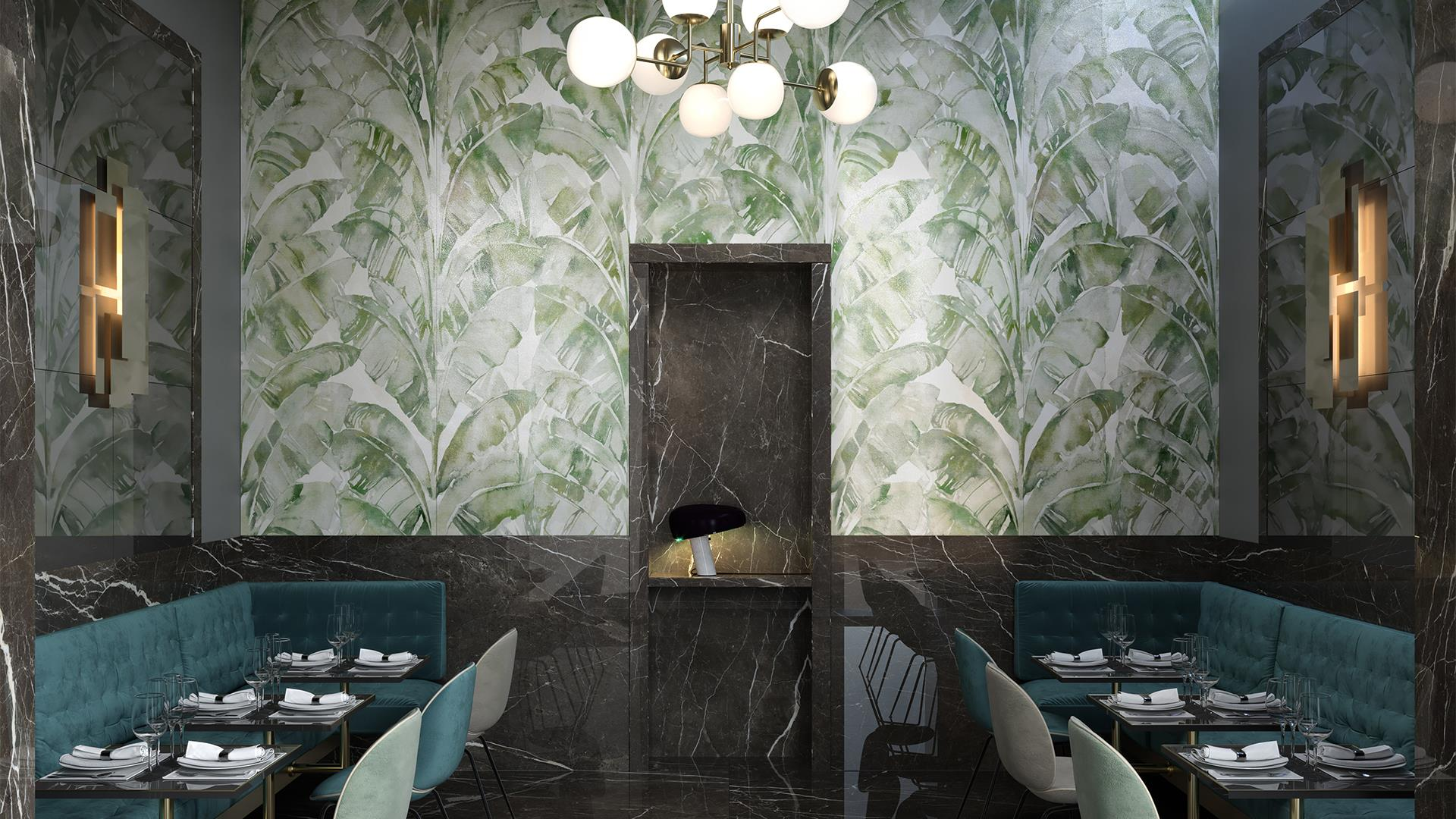 Cotto D Este Innovatively Reinterprets Wallpaper With